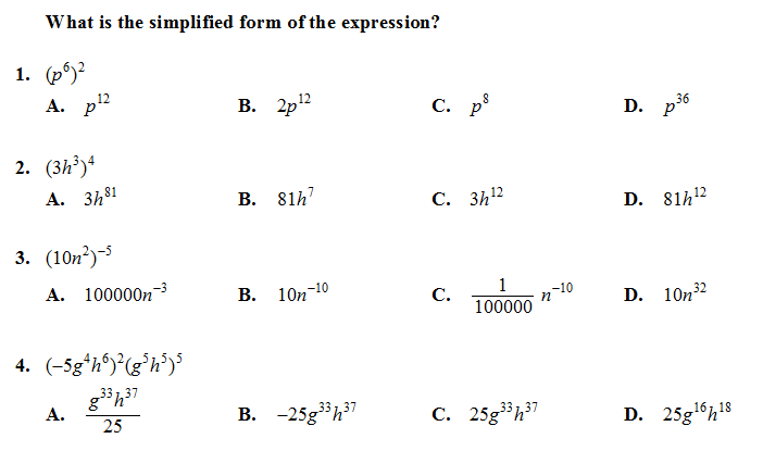 math worksheet : printables properties of exponents worksheet answers whelper  : Integer Exponents Worksheet
